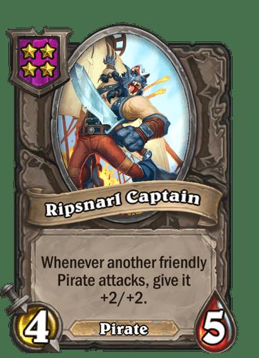 Ripsnarl Captain Card!