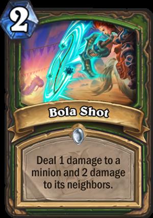 Bola Shot Card