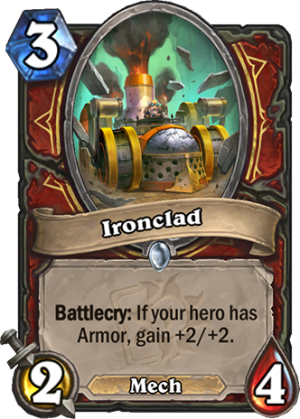 Ironclad Card