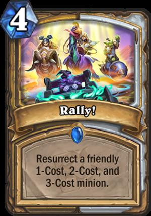 Rally! Card