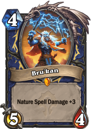 Bru'kan Card