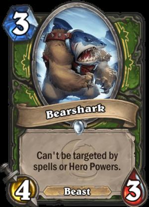 Bearshark Card