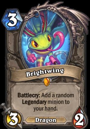 Brightwing Card