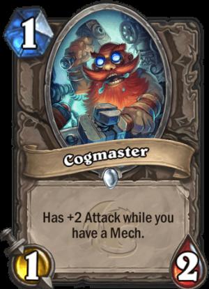 Cogmaster Card