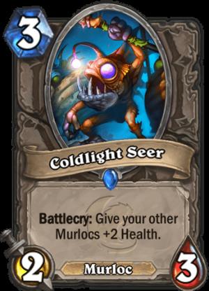 Coldlight Seer Card