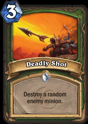 Deadly Shot Card