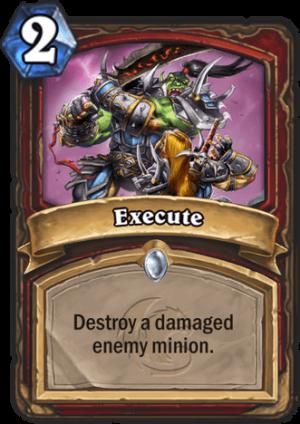 Execute Card