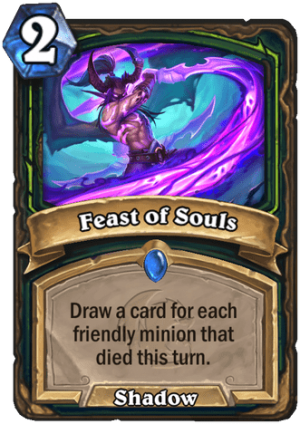 Feast of Souls Card
