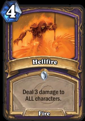 Hellfire Card