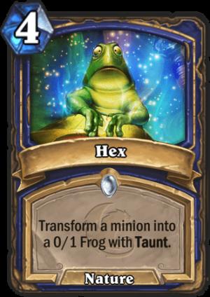 Hex Card