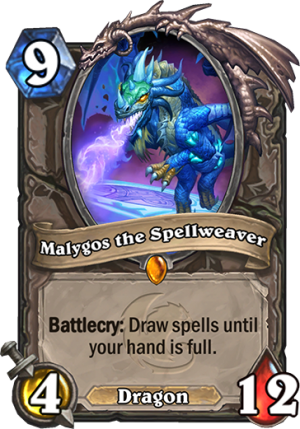 Malygos the Spellweaver Card