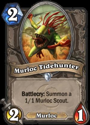 Murloc Tidehunter Card