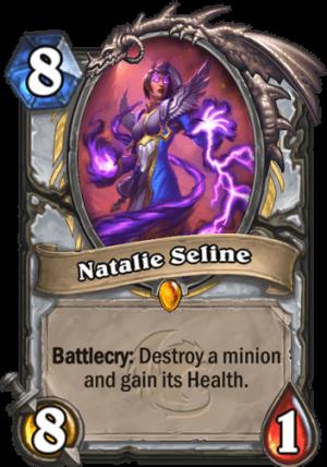 Natalie Seline Card