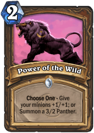 Power of the Wild Card
