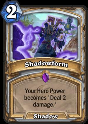 Shadowform Card