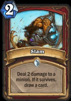 Slam Card