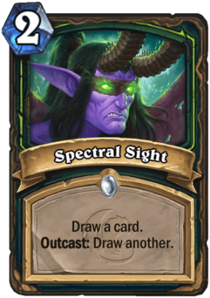 Spectral Sight Card