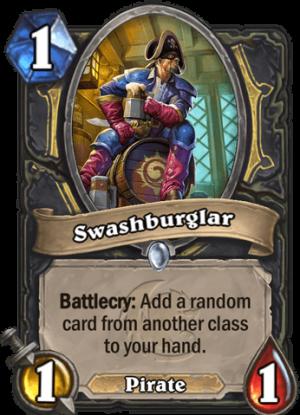 Swashburglar Card