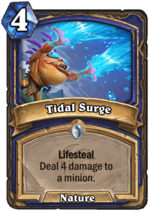Tidal Surge Card