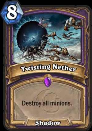 Twisting Nether Card