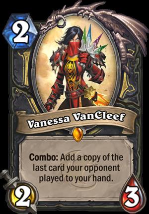 Vanessa VanCleef Card