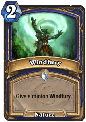 Windfury Card