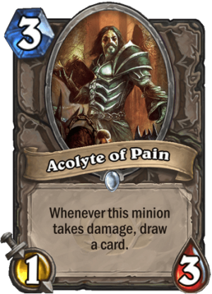 Acolyte of Pain Card
