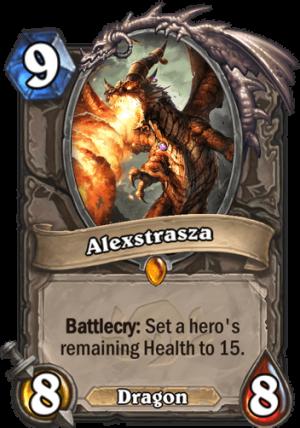 Alexstrasza Card