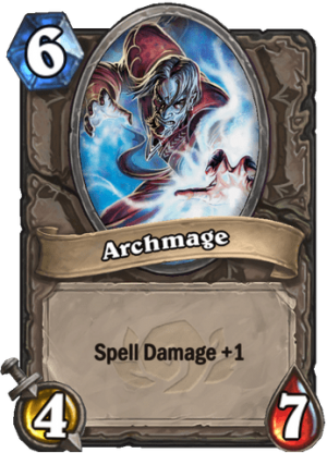 Archmage Card