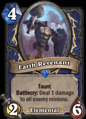 Earth Revenant Card