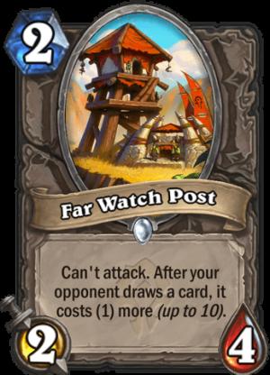Far Watch Post Card