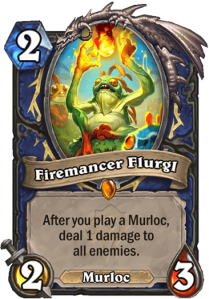 Firemancer Flurgl Card