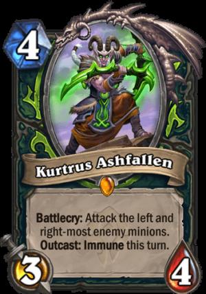 Kurtrus Ashfallen Card