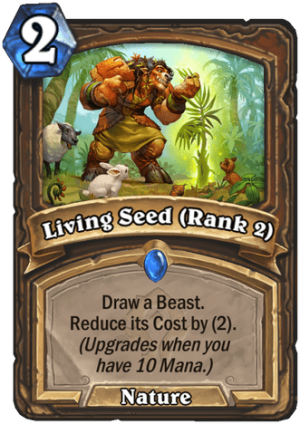 Living Seed (Rank 2) Card