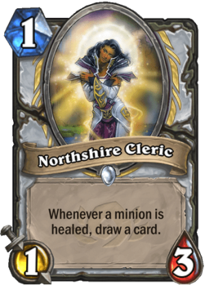 Northshire Cleric Card