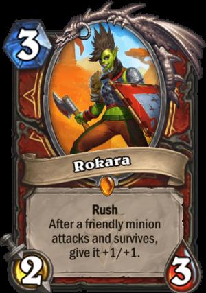 Rokara Card