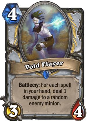 Void Flayer Card