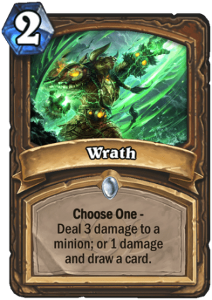 Wrath Card