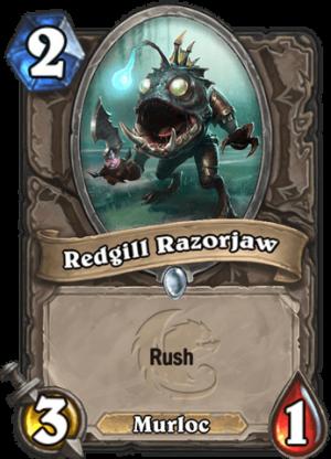 Redgill Razorjaw Card