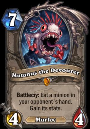Mutanus the Devourer Card