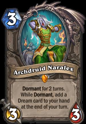 Archdruid Naralex Card