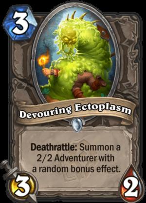 Devouring Ectoplasm Card