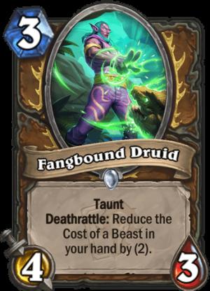 Fangbound Druid Card