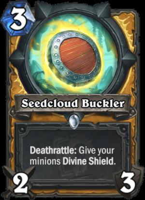 Seedcloud Buckler Card
