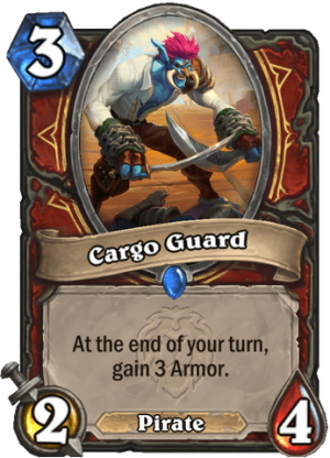 Cargo Guard Card