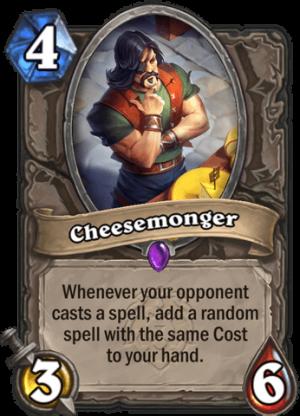Cheesemonger Card