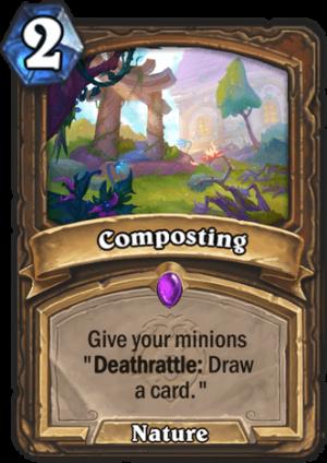 Composting Card