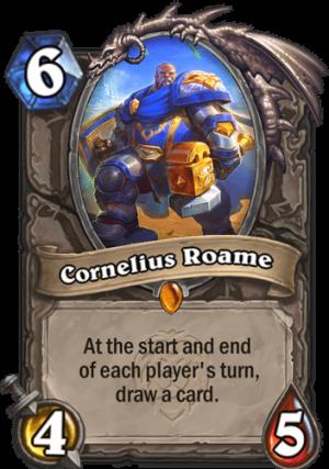 Cornelius Roame Card