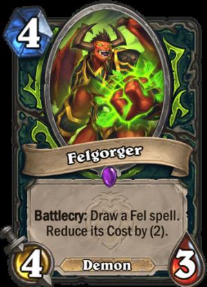 Felgorger Card