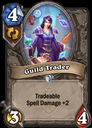 Guild Trader Card